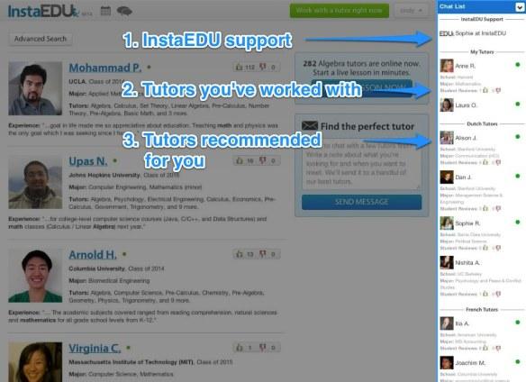 algebra help online chat