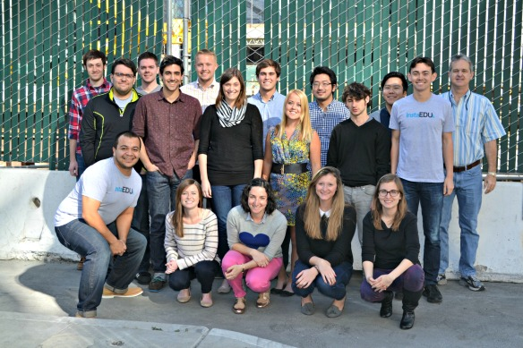InstaEDU team photo