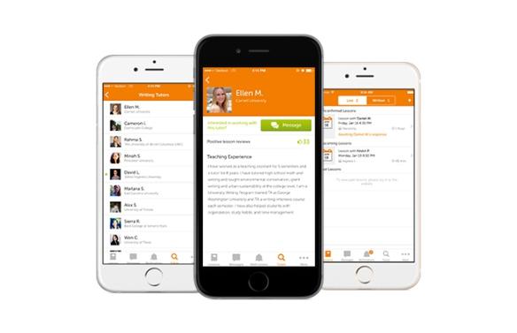 Chegg Tutors iOS App